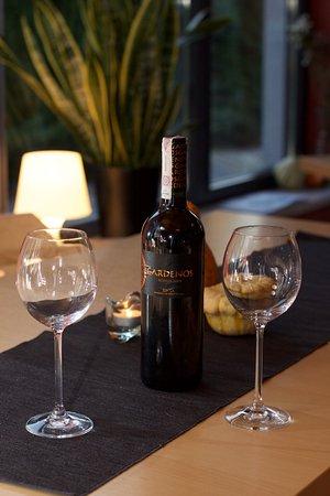 Wolsztyn, Polonia: Wieczór przy lampce wina? :)