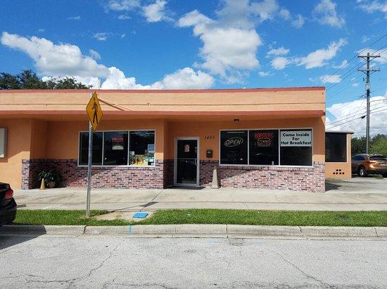 Bartow, Flórida: Tony's Chicken & Waffles