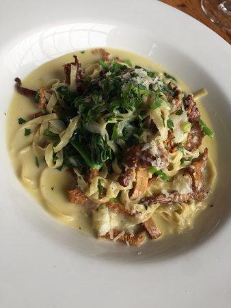 Greens Restaurant: Best Pasta EVER!!!