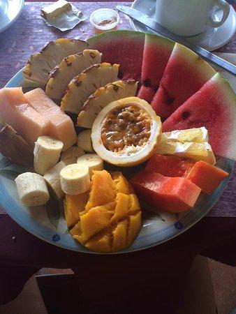 Hotel Patio del Malinche: Amazing Breakfast