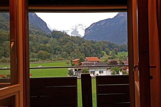 Hotel Jungfrau: Mountain View