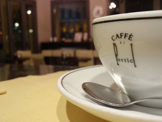 Cappuccino picture of bar ai portici noventa vicentina for Bar ai portici