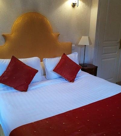 Moelan sur Mer, فرنسا: Top floor room