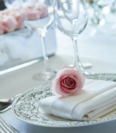 London Marriott Hotel County Hall: Alluring Wedding Detail