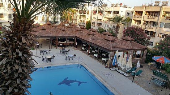 Oykun Hotel: Room view