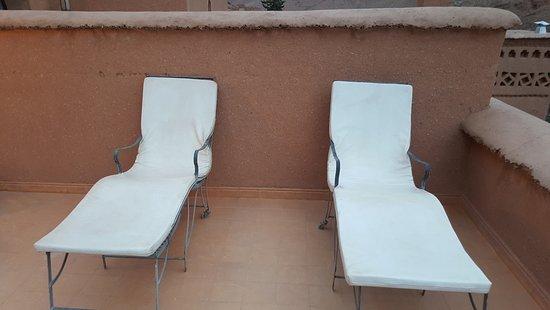 Chez Pierre: terrace