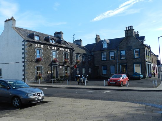 Earlston, UK: The Red Lion Hotel