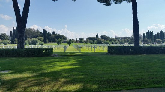 Sicily Rome American Cemetery and Memorial: 20161004_125133_large.jpg