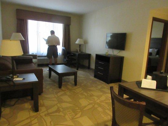 Foto de BEST WESTERN PLUS The Inn & Suites At the Falls