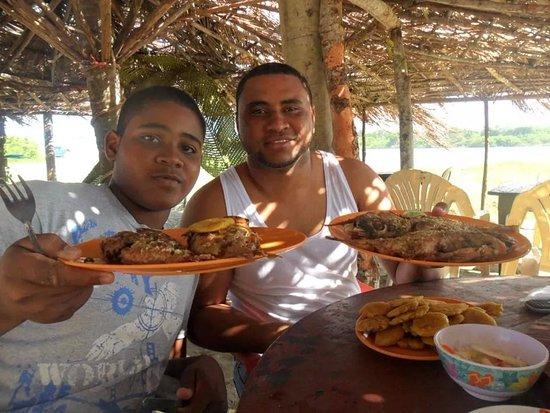 Cabarete, Dominikana: at caleton beach