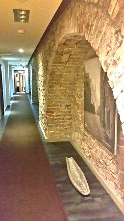 Old City Boutique Hotel: I bellissimi corridoi