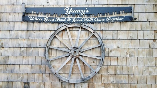 Yancey's, Calais, Maine, Sep 2016