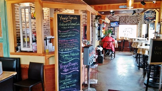 Yancey's, Calais, Maine, Sep 2016