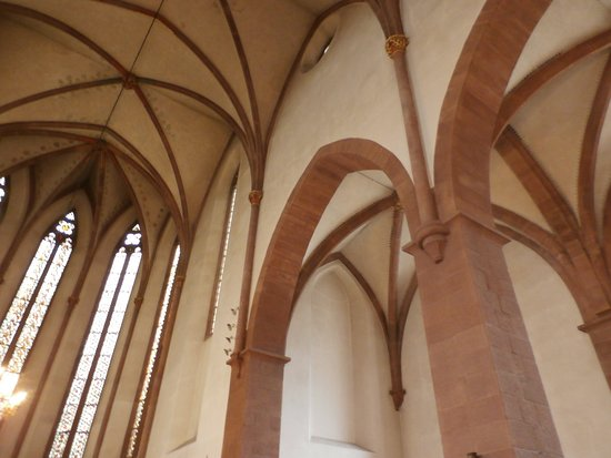 Predigerkirche: Arched Ceiling