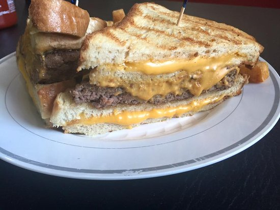 Village Grill and More: Mega Cheese