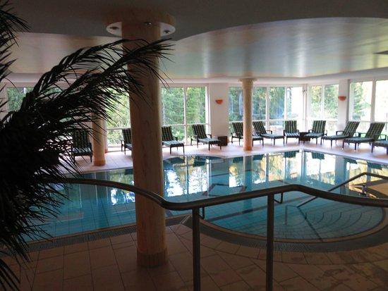 Aitern, Deutschland: Toller Pool und Spabereich, unbedingt Wellnes buchen!