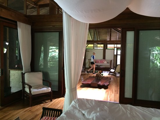 Pacuare Lodge : Awesome place!