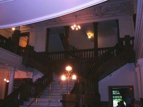 Gananoque, Canada: Boldt Castle - Treppenhaus
