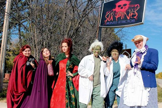 Six Pines Haunted Attractions