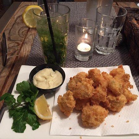 La Gaulette: Crispy Shrimps