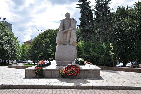 Monument to Alexander Vasilevskiy