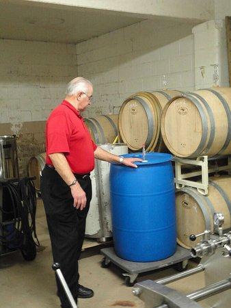 Morrow, Ohio: Valley Vineyards
