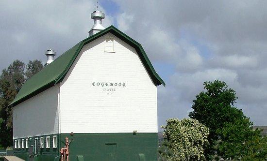 Edgemoor Barn - Santee Historical Society Museum