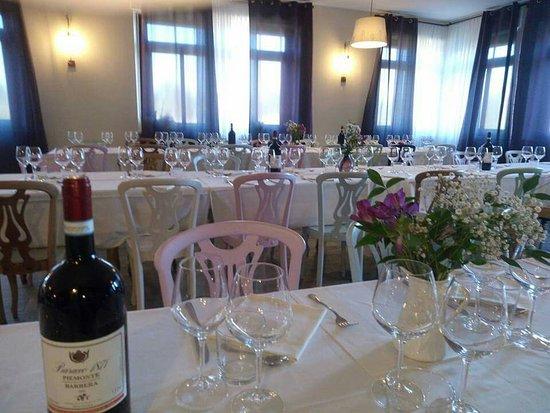 Pralormo, إيطاليا: Cena d'autunno ...