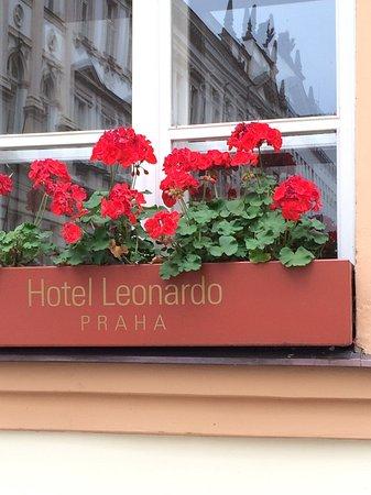 Hotel Leonardo Prague Aufnahme
