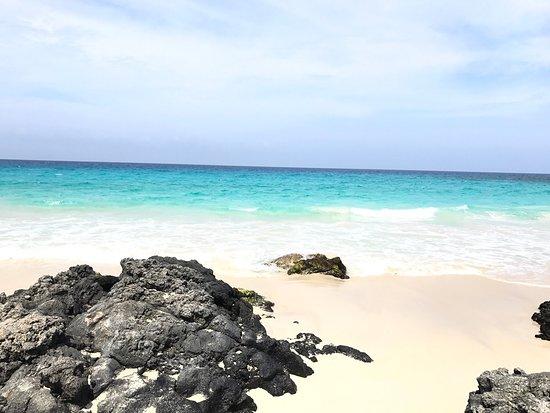 Manini'owali Beach (Kua Bay): マニニオワリ ビーチ (クア ベイ)
