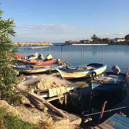 Kartago, Tunisia: Port punique
