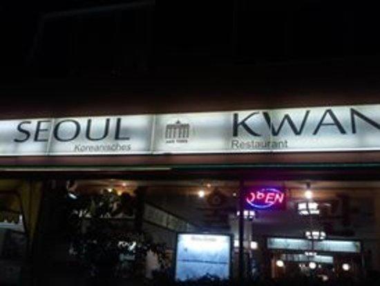 SEOUL-KWAN Koreanisches Restaurant: seoul kwan restaurant