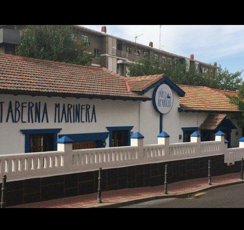 Pozuelo de Alarcon, Spain: El Barco Aparicio