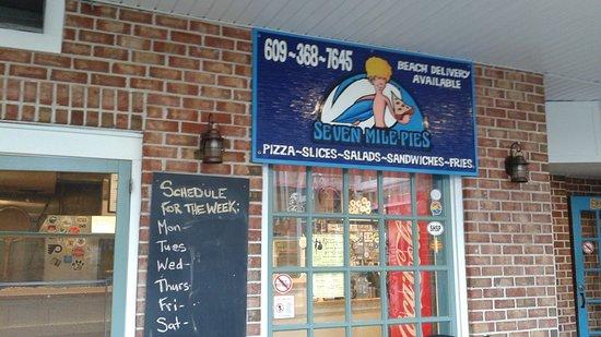 Stone Harbor, Νιού Τζέρσεϊ: Seven Mile Pies