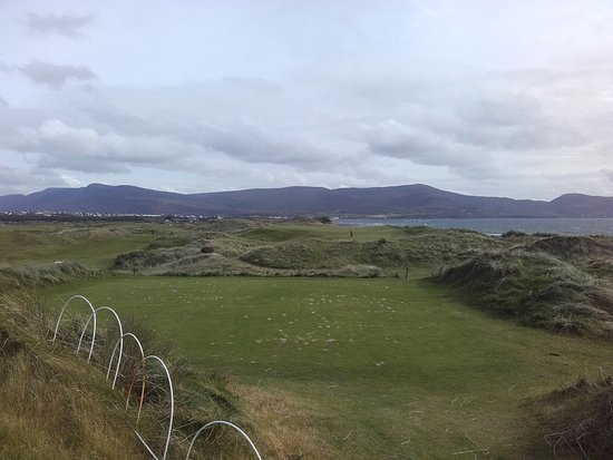 Waterville Golf Links : Daunting par 3.