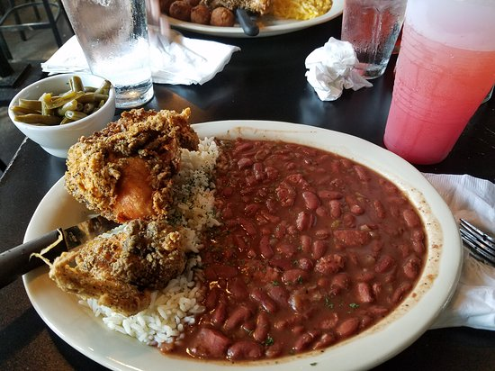 Neyow S Creole Cafe New Orleans Mid City Menu Prices