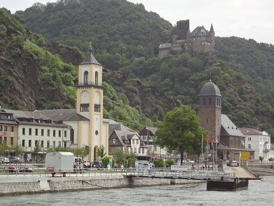 Historischer Stadt-Turm Loreley-Museum