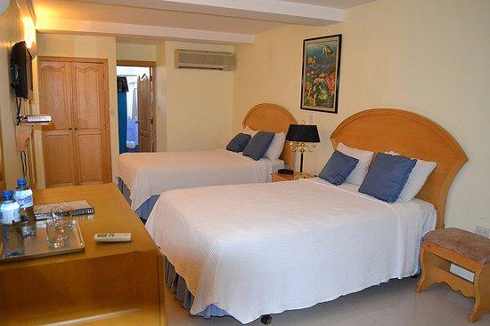 Akuarius Hotel, Bar & Restaurant: Habitación Doble