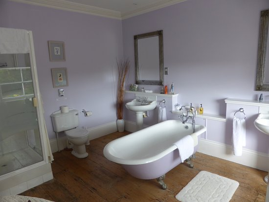 Gulworthy, UK: room 3 bathroom