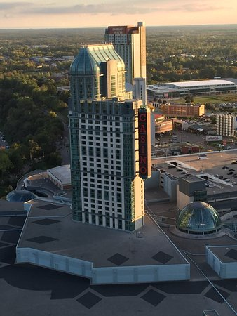 Embassy Suites By Hilton Niagara Falls Fallsview Hotel Picture Of
