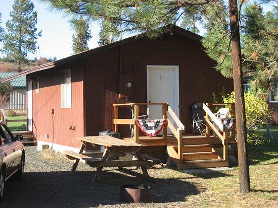 Ukiah, Орегон: Cabin #5