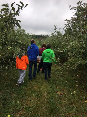 Woodbourne Creamery atRock Hill Orchard