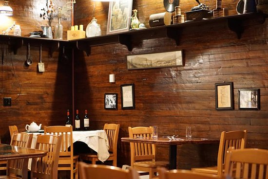 McCarthy, AK: Fine Dining