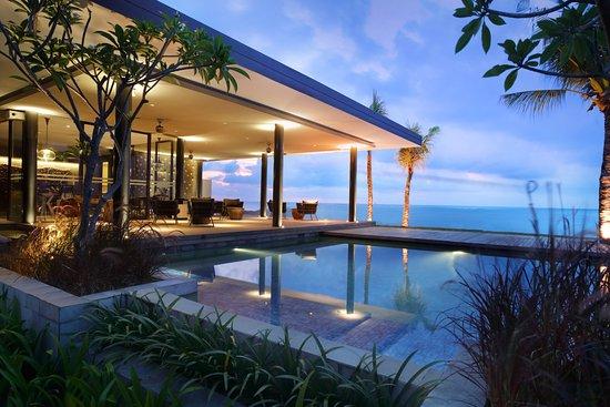 The Anvaya Beach Resort Bali Front Private Suites Pool