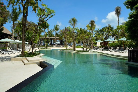 The Anvaya Beach Resort Bali Swimming Pool
