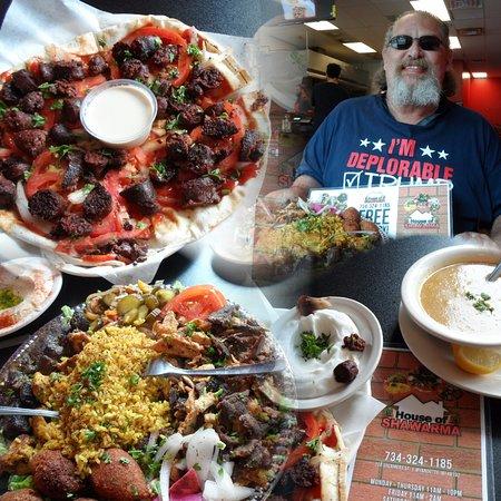 Wyandotte, MI: Sojak Pizza, combo for 2