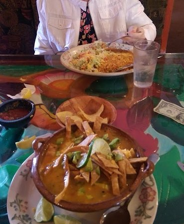 Fiesta Mexicana: Chicken tortilla soup and more