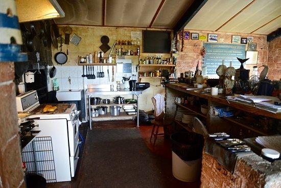 Pringle Bay, Republika Południowej Afryki: cozy kitchen