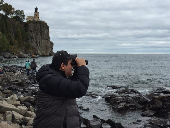 Split Rock Lighthouse: I love visiting this place and learning about the importance of this unique lighthouse, this pla