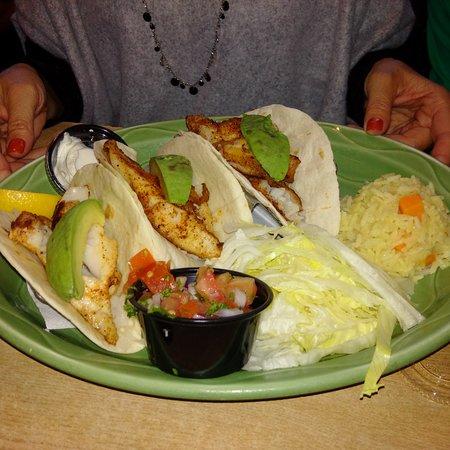 แมนส์ฟีลด์, แมสซาชูเซตส์: Fish Taco's
